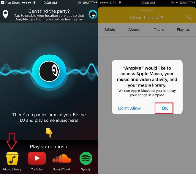 1497690428 149769019117644 1 Cách phát nhạc đến nhiều thiết bị iOS và Android cùng lúc