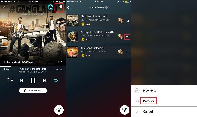 1497690429 149769021964067 3 Cách phát nhạc đến nhiều thiết bị iOS và Android cùng lúc