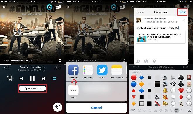 Cách phát nhạc đến nhiều thiết bị iOS và Android cùng lúc - 4