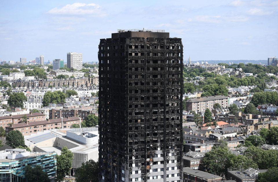 Vụ cháy ở Anh: Số người chết thực sự bị che giấu? - 2