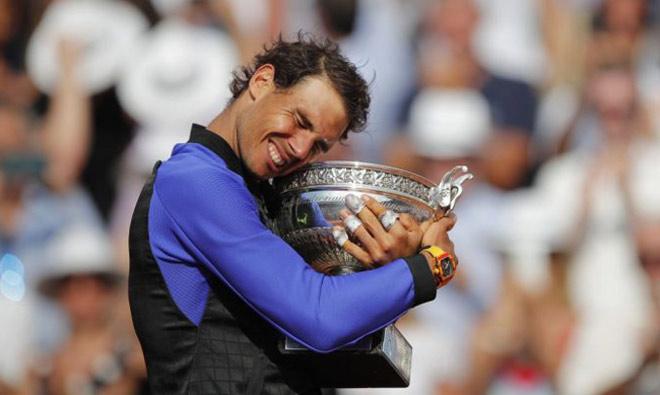 """Nadal là """"vị thần"""", sẽ soán ngôi số 1 thế giới sau Wimbledon - 1"""