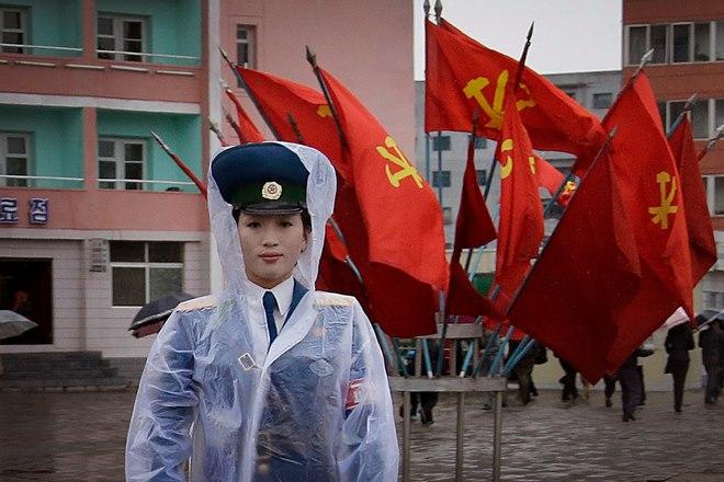 Điều kiện ngặt nghèo để thành nữ cảnh sát ở Triều Tiên - 5