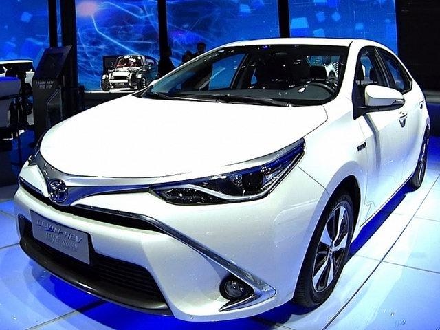 Toyota Corolla Altis sắp ra mắt phiên bản hoàn toàn mới tại Việt Nam - 1