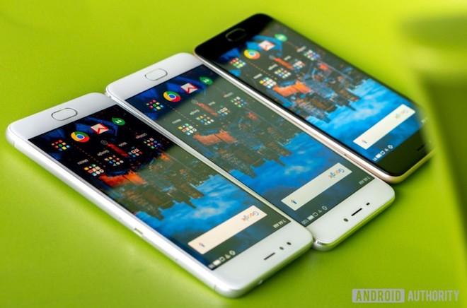 Meizu trình làng bộ 3 smartphone giá rẻ có phím Home lạ - 1