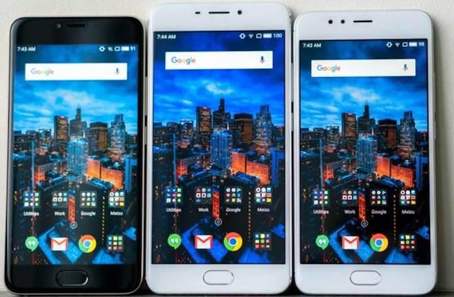 Meizu trình làng bộ 3 smartphone giá rẻ có phím Home lạ - 2