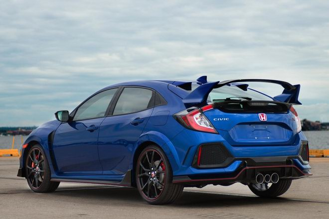 Honda Civic Type R 2018 có bản giá rẻ chỉ 772 triệu đồng - 2