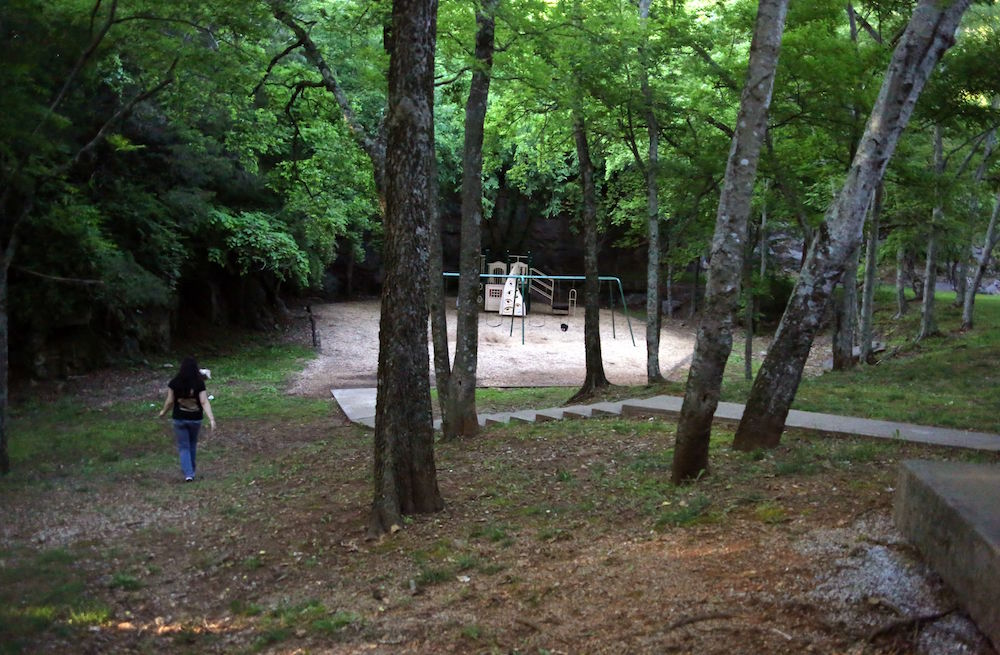 Ám ảnh sân chơi dành cho linh hồn ở Alabama, Mỹ - 4