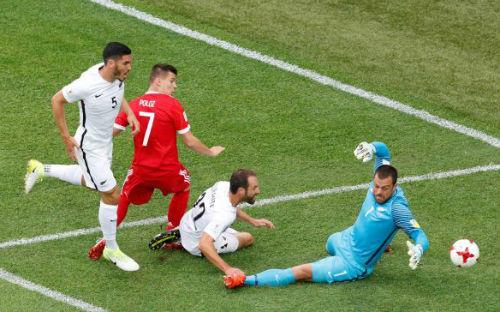 Chi tiết Nga - New Zealand: Bàn thắng quá dễ dàng (KT) - 5