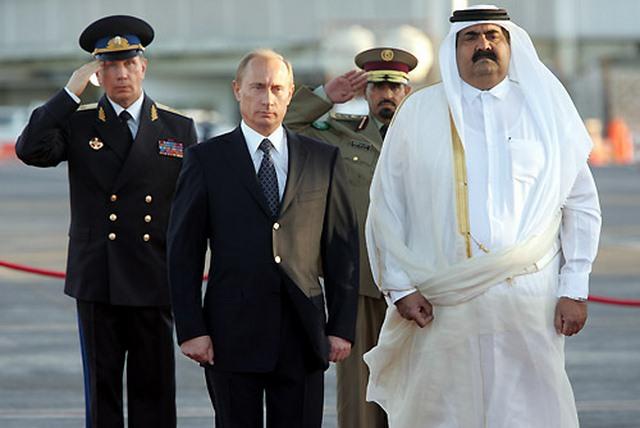 """Vị """"thánh"""" đưa Qatar nghèo nàn thành giàu nhất thế giới - 4"""