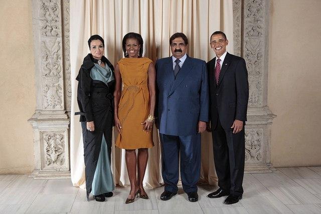 """Vị """"thánh"""" đưa Qatar nghèo nàn thành giàu nhất thế giới - 3"""