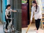 Đời sống Showbiz - Hoa hậu Mỹ Linh, Thu Thảo cát-xê cao ngất vẫn ở nhà tập thể, căn hộ đơn sơ