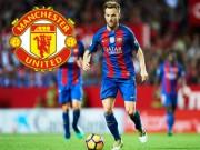 Bóng đá - Chuyển nhượng MU: Tranh Rakitic với Man City, Bayern