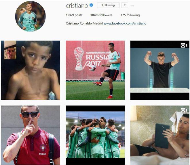 Giữa tin đồn rời Real, Ronaldo hành động lạ chưa từng thấy - 1