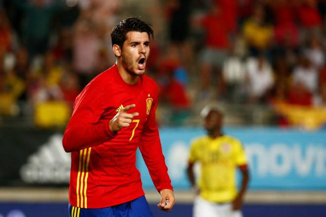 MU kỳ kèo mặc cả Morata: Real lật bài bán cho Chelsea - 1