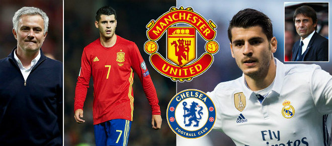 MU kỳ kèo mặc cả Morata: Real lật bài bán cho Chelsea - 2