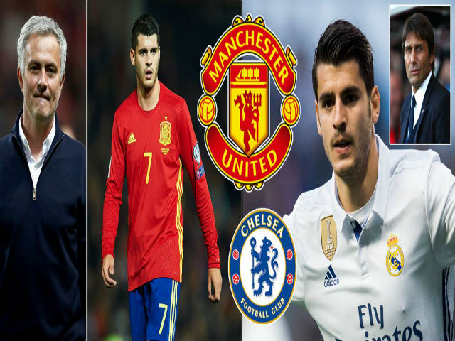 MU kỳ kèo mặc cả Morata: Real lật bài bán cho Chelsea