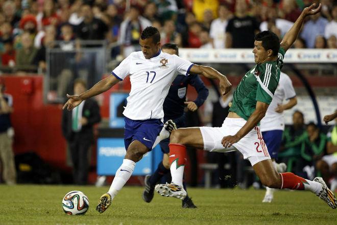 """Bồ Đào Nha - Mexico: Cơn điên của """"Vua"""" Ronaldo - 1"""