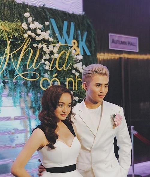 """Những cái nhất trong tiệc """"đính hôn hờ"""" của Kaity Nguyễn - 1"""