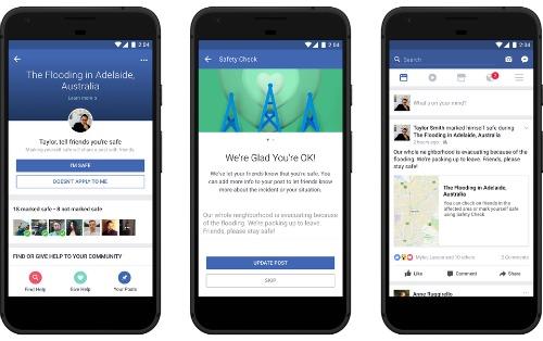 Facebook cập nhật tính năng kiểm tra an toàn - 3