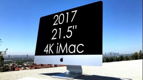 Video: Ngất ngưởng trước iMac 21,5 inch (2017) của Apple - 1