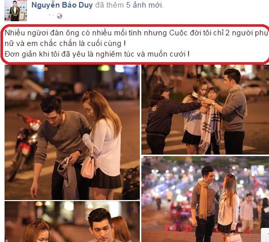 Vừa tố Phi Thanh Vân níu kéo, Bảo Duy muốn cưới tình mới ngay? - 2