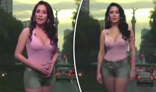 Kiều nữ Âu Mỹ muốn độn thổ vì thảm họa quần 5cm - 11