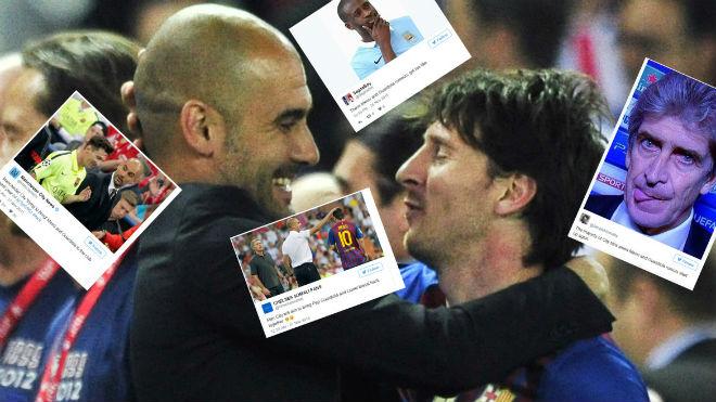 Khó tin: Messi bỏ Barca, đấu Ronaldo ở derby Manchester - 2
