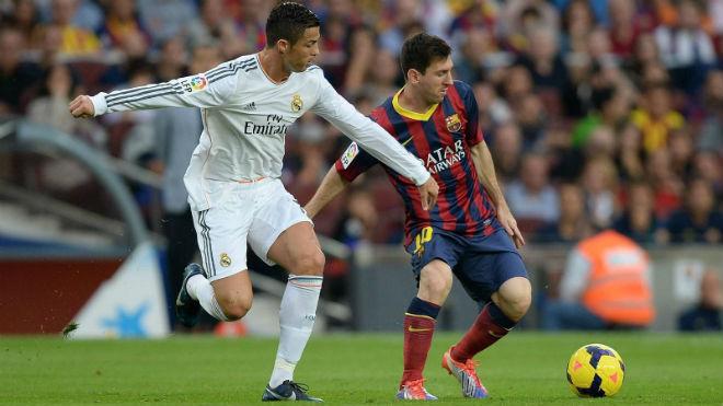 Khó tin: Messi bỏ Barca, đấu Ronaldo ở derby Manchester - 3