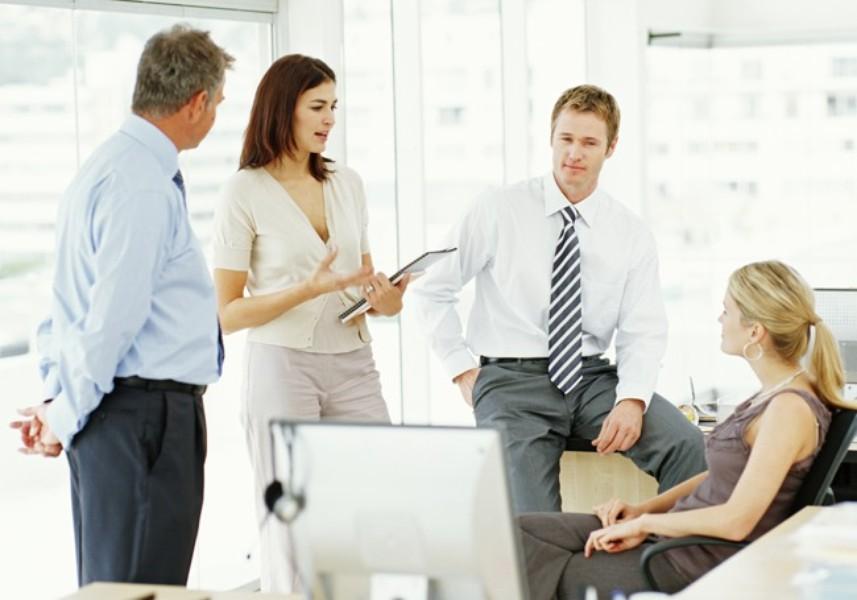 10 điều tuyệt đối phải tránh khi yêu người cùng công ty - 3