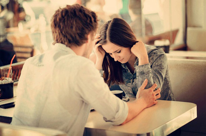Yêu nhau 8 năm, sốc khi bạn gái từ chối lời cầu hôn - 1