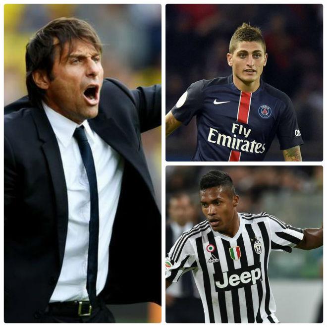 "Chelsea giữ Conte bằng ""tiểu Pirlo"", dự phòng Enrique - 1"