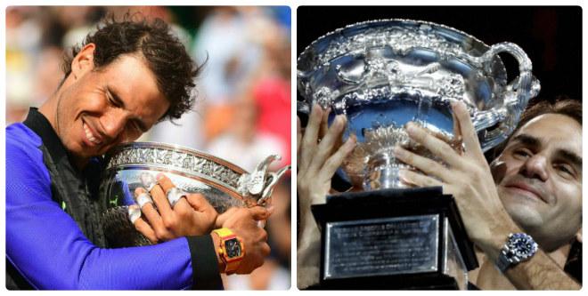 """Nadal vô địch Roland Garros: Cẩn thận """"vận đen"""" Wimbledon - 2"""