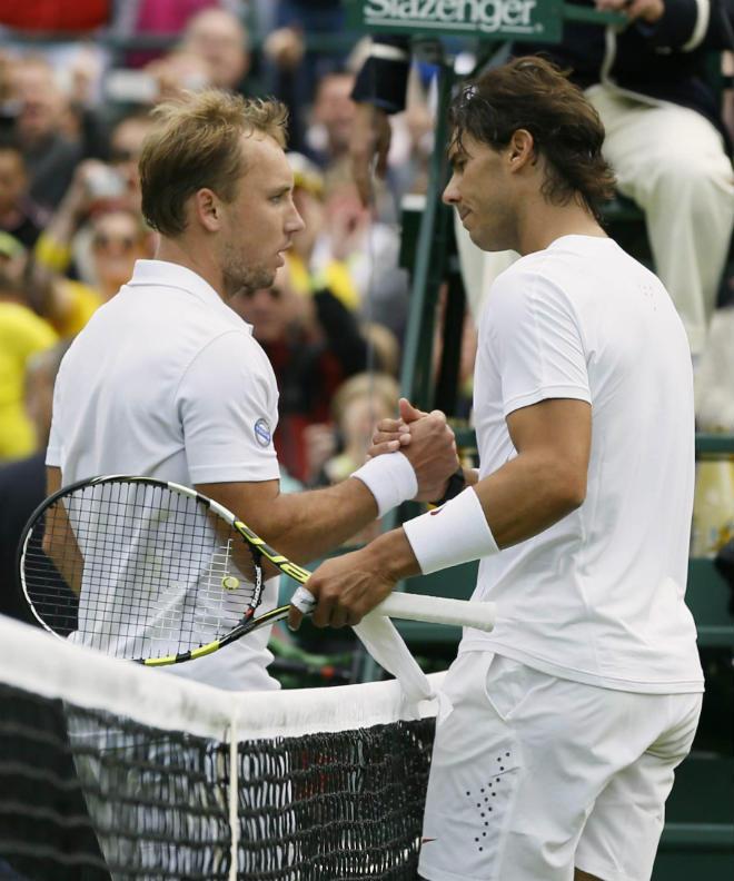 """Nadal vô địch Roland Garros: Cẩn thận """"vận đen"""" Wimbledon - 1"""