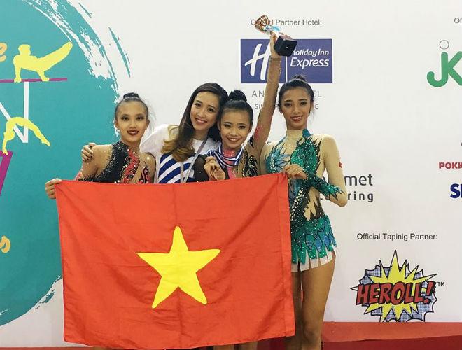 Tin thể thao HOT 18/6: Việt Nam giành HCV thể dục nghệ thuật khu vực - 1