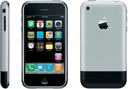 Apple sắp ra mắt sách mới về lịch sử chiếc iPhone đầu tiên - 1