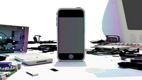Apple sắp ra mắt sách mới về lịch sử chiếc iPhone đầu tiên - 2