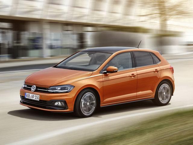 Volkswagen Polo 2018 hoàn toàn mới giá từ 326 triệu đồng - 1