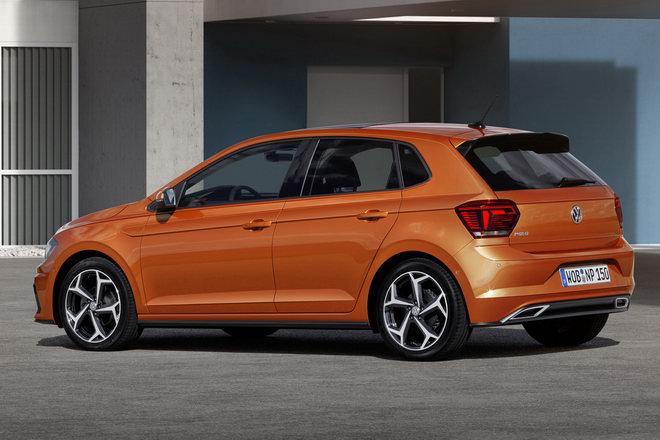 Volkswagen Polo 2018 hoàn toàn mới giá từ 326 triệu đồng - 3