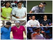 """Thể thao - 4 lần Federer thua sốc: """"Ác mộng"""" từ Nadal và...bạn thân"""