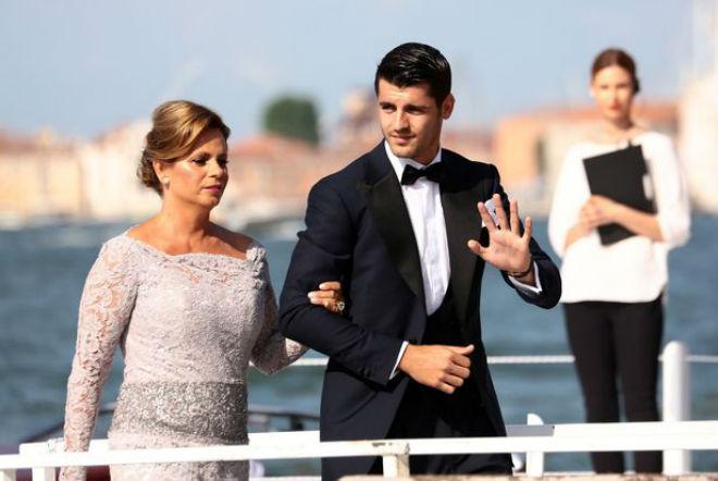 Morata cưới vợ xinh như mộng, cùng về MU xây tương lai - 2