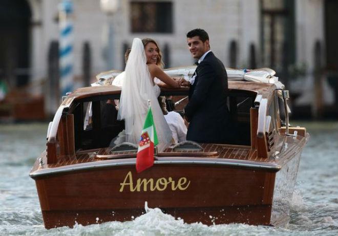 Morata cưới vợ xinh như mộng, cùng về MU xây tương lai - 11