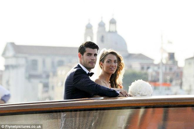 Morata cưới vợ xinh như mộng, cùng về MU xây tương lai - 7