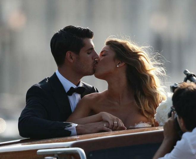 Morata cưới vợ xinh như mộng, cùng về MU xây tương lai - 8