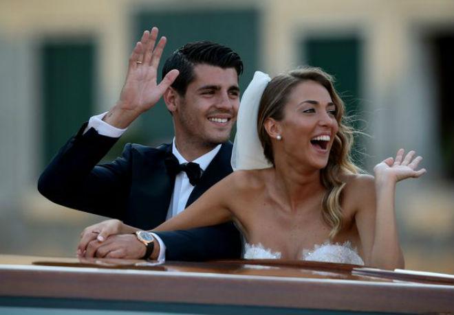 Morata cưới vợ xinh như mộng, cùng về MU xây tương lai - 10