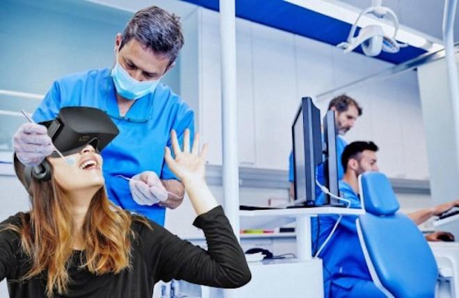 Nhổ răng không đau nhờ công nghệ thực tế ảo - 1