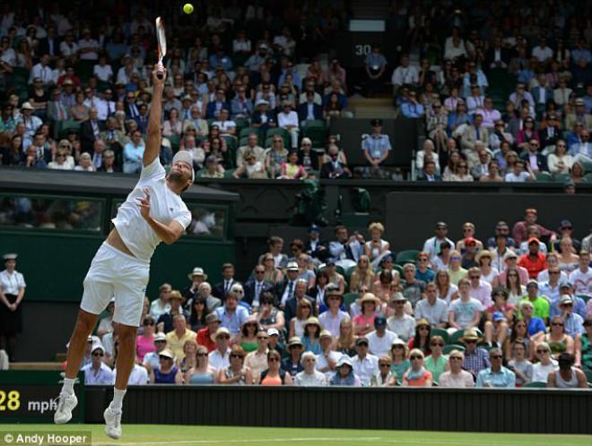 Tennis 24/7: Federer hẹn đấu Nishikori ở bán kết Halle - 6