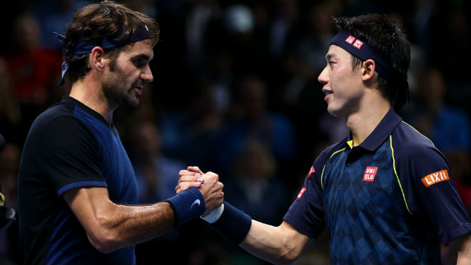 Tennis 24/7: Federer hẹn đấu Nishikori ở bán kết Halle - 2
