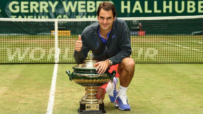 Tennis 24/7: Federer hẹn đấu Nishikori ở bán kết Halle - 1