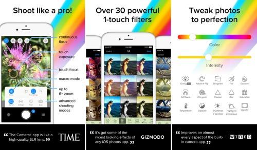 5 ứng dụng hô biến iPhone 7 Plus thành camera chuyên nghiệp - 3