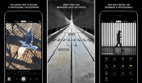 5 ứng dụng hô biến iPhone 7 Plus thành camera chuyên nghiệp - 2